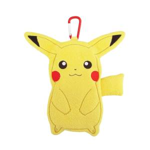 Pokemon - Pikachu - Pocket Monsters Pouch - PZ27 [Plush Toys]