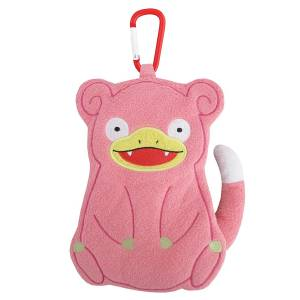 Pokemon - Yadon / Slowpoke - Pocket Monsters Pouch - PZ28 [Plush Toys]