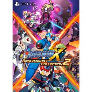 Mega man X / Rockman X Anniversary Collection 2 - Standard Edition [PS4]