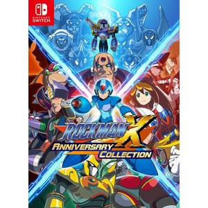 Mega man X / Rockman X Anniversary Collection - Standard Edition [Switch]