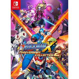 Mega man X / Rockman X Anniversary Collection 2 - Standard Edition [Switch]