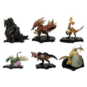 Monster Hunter - Standard Model Plus Vol.9 6 Pack BOX Reissue [Capcom Figure Builder]