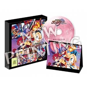 Makai Senki Disgaea Refine - First Press Limited Edition [Switch]