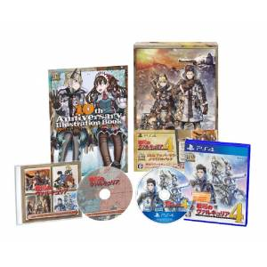 Senjou no Valkyria 4 / Valkyria Chronicles 4 - 10th Anniversary Memorial Pack [PS4 - Used Good Condition]