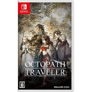 Octopath Traveler - Standard Edition (Multi Language) [Switch]