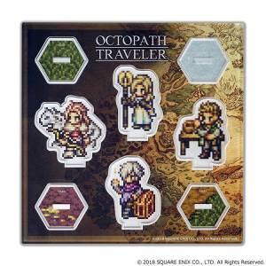 Octopath Traveler - Acrylic Stand A [Goods]