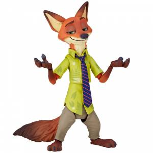 Zootopia - Nick Wilde Movie Revo Series No.010 [Kaiyodo]