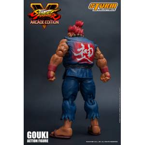 Street Fighter V Arcade Edition - Gouki / Akuma Nostalgic Costume Ver. [Storm Collectibles Toys]