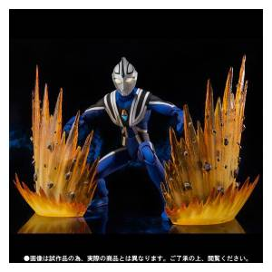 Ultraman Agul & Luminescent Effects Set (Limited Edition) [Ultra-Act]