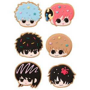 Charm Patisserie - Gintama Gin-san no Cookie-ya-san 6 Pack BOX [Megahouse]