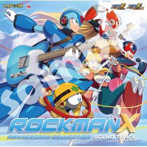 ROCKMAN X Anniversary Collection Soundtrack [OST]