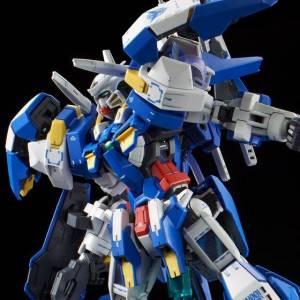 Mobile Suit Gundam 00V - GN-001/hs-A01D Gundam Avalanche Exia - GN-001/hs-A01D Gundam Avalanche Exia Limited Set [MG / Bandai]