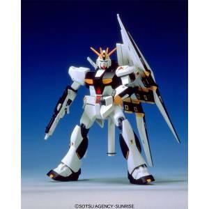 Mobile Suit Gundam: Char's Counterattack Nu Gundam w/Fannel Plastic Model [1/144 HGUC / Bandai]