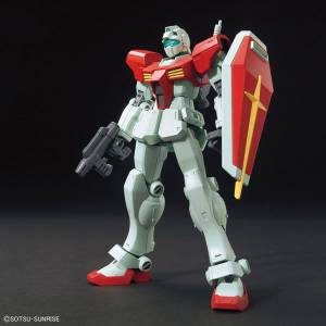 Gundam Build Fighters - GM/GM Mode Plastic Model [1/144 HGFC / Bandai]