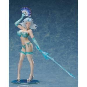 Senran Kagura NewWave G Burst - Ice Queen Yumi Sexy Lingerie Ver. [Gokubi Girls Super Premium]