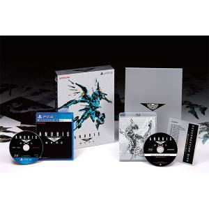 ANUBIS ZONE OF THE ENDERS : M∀RS PREMIUM PACKAGE [PS4]