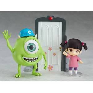 Monsters, Inc. - Mike & Boo Set: DX Ver. [Nendoroid 921-DX]