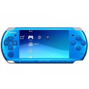 PSP-3000 Vibrant Blue (PSP-3000VB) [Used]