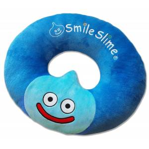Dragon Quest - Donut Cushion: Smile Slime [Plush Toys]