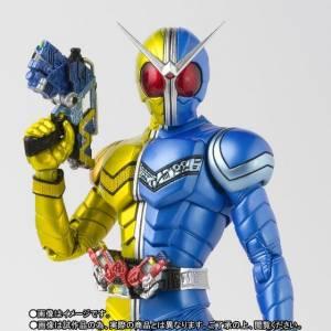 Kamen Rider Double LunaTrigger Limited Edition [S.H. Figuarts]