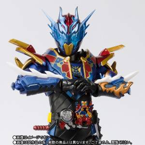 Kamen Rider Great Cross-Z Limited Edition [S.H. Figuarts]