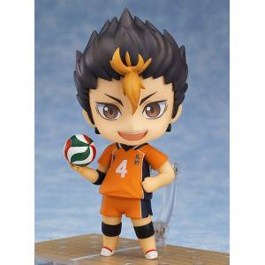 Haikyuu!! Second Season - Yu Nishinoya Reissue [Nendoroid 592]