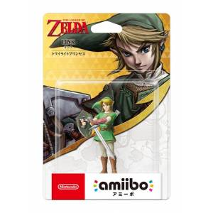 FREE SHIPPING - Amiibo Link (Twilight Princess ver.) - The Legend of Zelda series [3DS]
