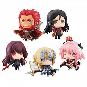 Fate/Grand Order Vol.2 6 Pack BOX [Petit Chara Chimi Mega]
