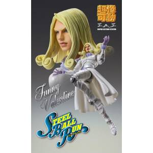 Jojo no Kimyou na Bouken - Steel Ball Run - Funny Valentine  [Super Action Statue]