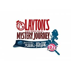 Layton's Mystery Journey: Katrielle and the Millionaires' Conspiracy DX [Switch]