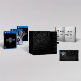 kingdom hearts ps4 game guide