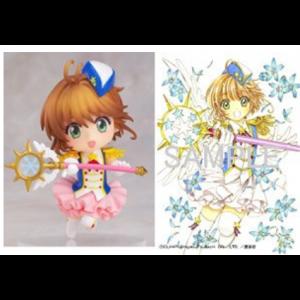 Card Captor Sakura: Clear Card-hen - Kinomoto Sakura [Nendoroid Petit]