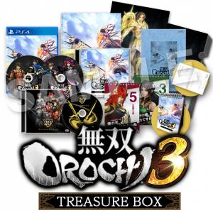 Musou Orochi 3 / Warriors Orochi 3 - Treasure BOX [PS4]