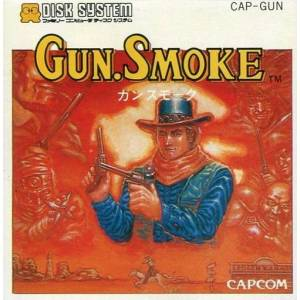 Gun Smoke [FDS - Used Good Condition]