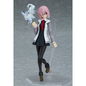 FREE SHIPPING - Fate/Grand Order - Shielder / Mash Kyrielight: Casual ver. Limited Edition [Figma EX-051]