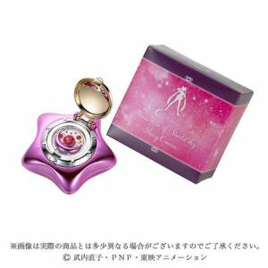 Sailor Moon - Miracle Romance Music Box of Starlit Sky Shiny Cream (Pink Ver.) [Goods]