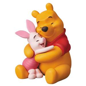 Disney Series 7 - Pooh & Piglet [Ultra Detail Figure No. 450 / UDF]