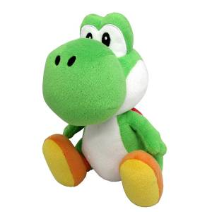 Super Mario ALL STAR COLLECTION Plush - SUPERMARIO AC03 Yoshi S [Plush Toys]