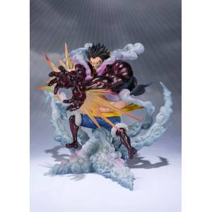 ONE PIECE - Monkey D. Luffy -Gear 4- Leo Bazooka - [Figuarts ZERO]