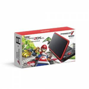 New Nintendo 2DS LL (XL) MARIO KART 7 PACK [Brand New]