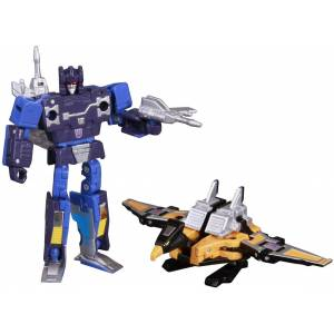 TRANSFORMERS MASTERPIECE MP16 FRENZY & BUZZSAW (REISSUE)