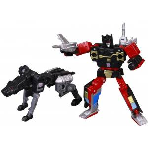TRANSFORMERS MASTERPIECE MP15 RUMBLE & JAGUAR (REISSUE)