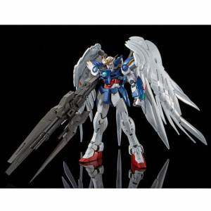 Gundam Wing Endless Waltz - Wing Gundam Zero Titanium Finish Plastic Model Limited Edition [1/144 RG / Bandai]