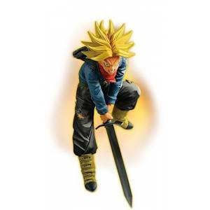 ICHIBAN KUJI - DRAGON BALL SUPER WARRIORS BATTLE RETSUDEN D PRIZE SUPER SAIYAN TRUNKS