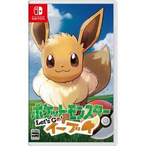 Pokemon: Let's Go, Eevee! - Standard Edition [Switch]