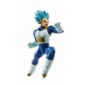 ICHIBAN KUJI - DRAGON BALL SUPER WARRIORS BATTLE RETSUDEN B PRIZE SUPER SAIYAN GOD SS VEGETA