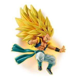 ICHIBAN KUJI - DRAGON BALL SUPER WARRIORS BATTLE RETSUDEN E PRIZE SUPER SAIYAN 3 GOTENKS