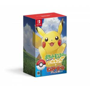 Pokemon: Let's Go, Pikachu! -  Monster Ball Plus Set [Switch]