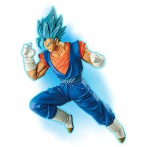 ICHIBAN KUJI - DRAGON BALL SUPER WARRIORS BATTLE RETSUDEN F PRIZE SUPER SAIYAN GOD SS VEGETTO