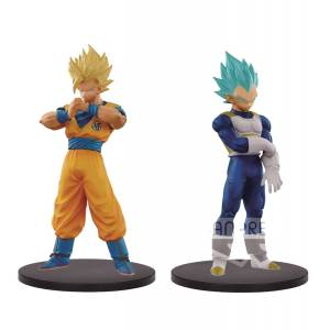 DRAGON BALL SUPER - DXF THE SUPER WARRIORS VOL.5 (SET OF 2) [Used]